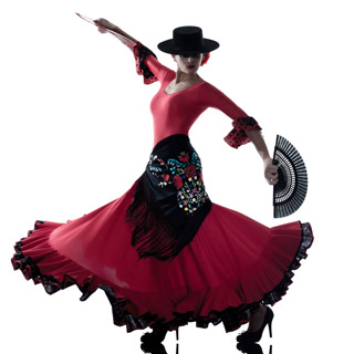 Flamenco-Dancer
